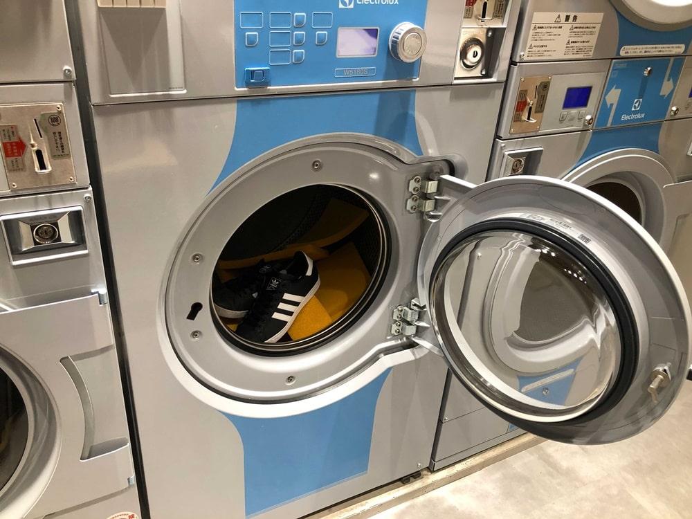 スニーカー 洗濯